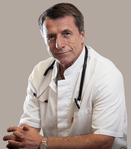 Prof. dr. sc. prim. Nikša Drinković spec.internist kardiolog
